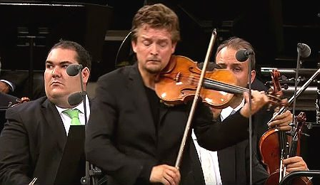 Christian Tetzlaff Bach Sonata C Major Largo Cover