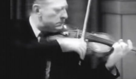 Heifetz How Not to Play Vieuxtemps Cover