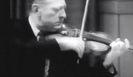 Heifetz How Not to Play Vieuxtemps Cover