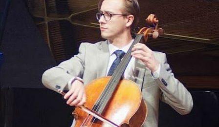 Léonard Frey-Maibach Gewandhaus Orchestra Principal Cellist Cover