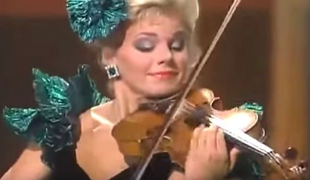Miss America Gretchen Carlson Sarasate Cover