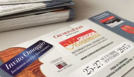 MondoMusica Cremona Ticket Giveaway Cover