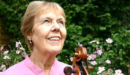 Penelope Lynex Cello Cellist Died Obituary Cover
