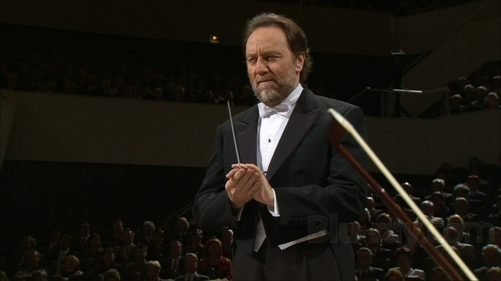 Riccardo Chailly Gewandhaus Orchestra Cover