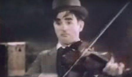 Wilbur Hall Pop Goes Weasel Violinist Cover