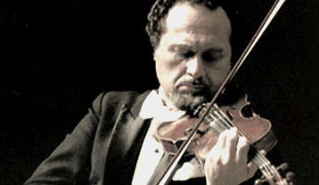 aaron rosand violin violinist