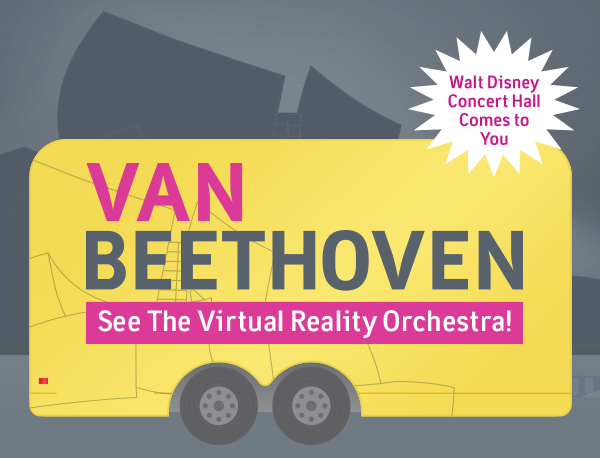 Van Beethoven Virtual Reality LA Philharmonic