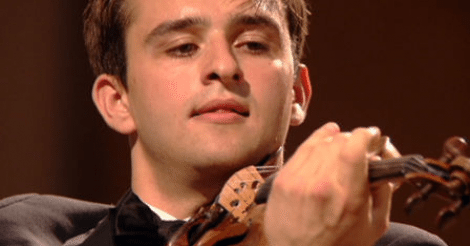 William Hagen violin channel violinist queen elisabeth