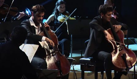 2Cellos Bach Double Violin Concerto Cello Cover