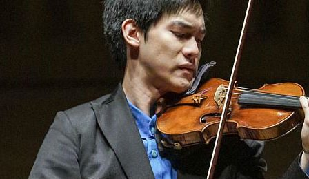 Hannover Violin Competition Stream Richard Lin Cover