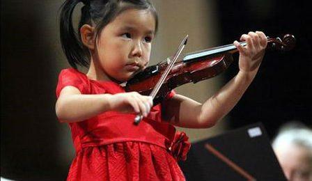 Leia Zhu Violin Mendelssohn Concerto Cover