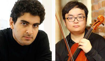 Max Rostal International Violin Viola Competition Cover