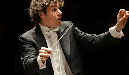 Robin Ticciati Deutsches Symphony Berlin Cover