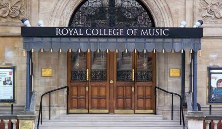 Royal College of Music London Redesign Architect Cover