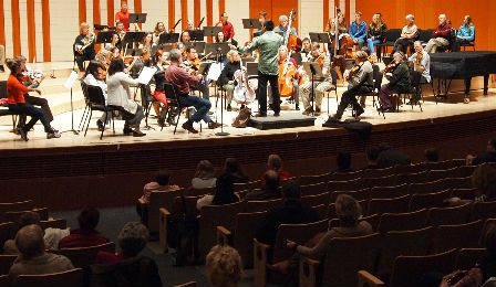 Salem Chamber Orchestra Cancel 2015 2016 Season Cover