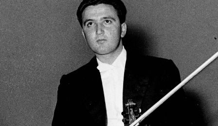 Salvatore Accardo Paganini Concerto Dutoit Cover