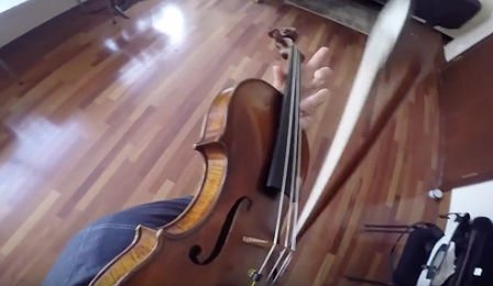 Sean Lee Paganini 17 Caprice POV Cover