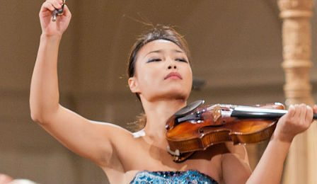 Soyoung Yoon Wieniawski International Violin Competition Cover