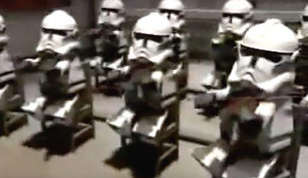 Star Wars Lego Orchestra Darth Vader Cover