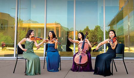 University of Michigan Chamber Music Competition Cover