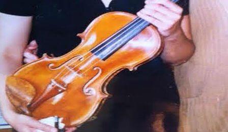 Oreste Martini Violin Stolen