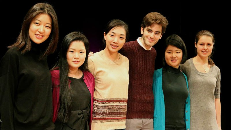 2015 Sibelius Competition Finalists Cover