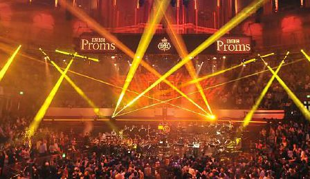 BBC Proms Australia Melbourne Queensland Symphony Cover