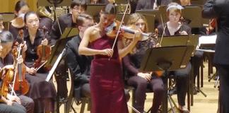 Elena Urioste Beethoven Violin Cover