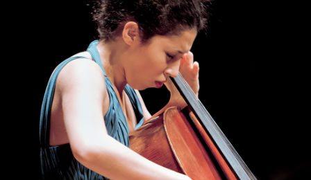 Ella van poucke isangyun cello competition cover