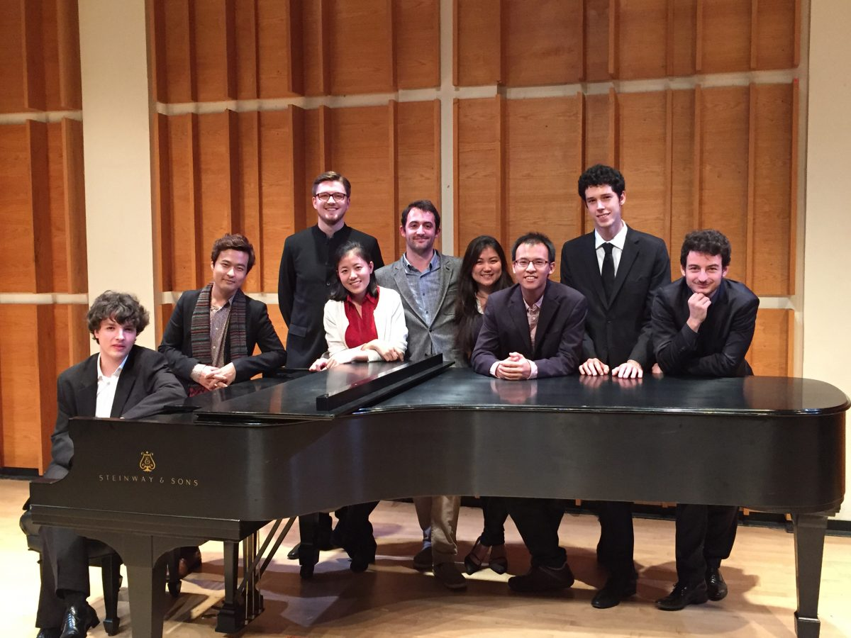 Young Concert Artists Finalists 2015 New York