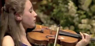 Jennifer Pike BBC Young Musician of the Year Cover