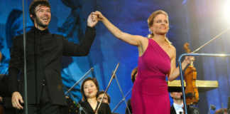 Julia Fischer Pablo Heras Casado Prokofiev Violin Concerto Cover