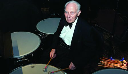 Richard Horowitz Baton Conductor Timpanist Obituary Died Cover