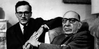 Robert Craft and Stravinsky
