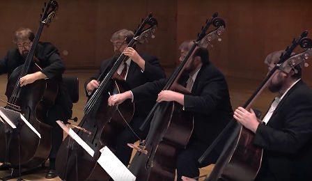 Sibelius Valse Triste Arranged Charles 6 Basses Cover