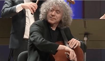 Steven Isserlis Haydn Cello Concerto Cover