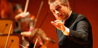 Vasily Petrenko Oslo Philharmonic Chief Conductor Cover