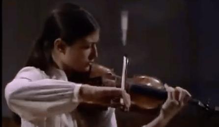 Viktoria Mullova Sibelius Violin Competition 1980 cover