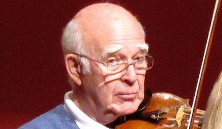 Joseph Silverstein Died Obituary Violinist Curtis