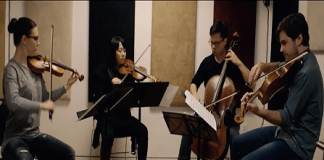 Attacca STring Quartet Star Wards Cover