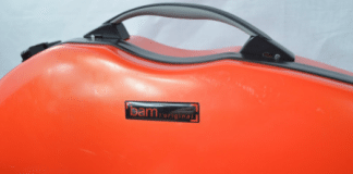 BAM CASE violin stolen San Francisco Cover