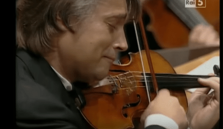 Boris Belkin Tchaikovsky Concerto Cover