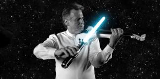Bruce Dukov Star Wars 2 Violins Arrangement Cover