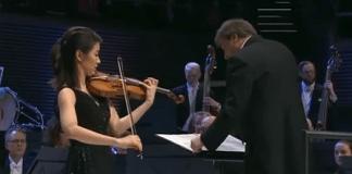Christel Lee Bartok Sibelius International Violin Comp Cover