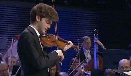 Emmanuel Tjeknavorian Sibelius Competition Cover