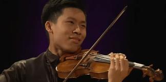 Kerson Leong Mozart Rondo C Major Cover