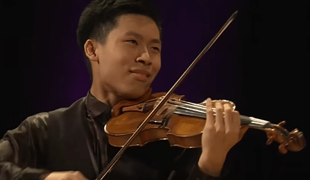 Kerson Leong Mozart Rondo C Major Cover