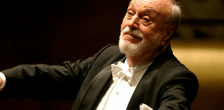 Kurt Masur Died Cover
