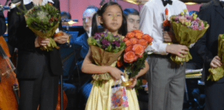 Leia Zhu Nutcracker Musician Competition Moscow Cover
