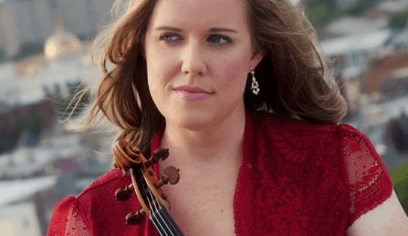 Madeline Adkins Concertmaster Utah Symphony Baltimore Cover